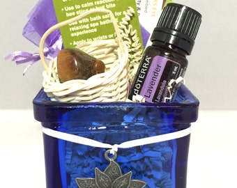 My Zen Crystal & Essential Oil
