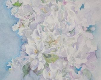Apple Blossom - Original Art