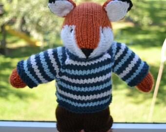 Frank the Fox