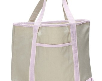Large Heavy Duty Canvas Tote Bags