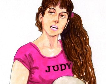 "Judy from Sleepaway Camp 8"" x 10"" Print"