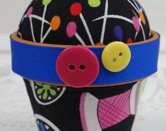 Sewing #210: Stick-It-To-Me! Pin Cushion