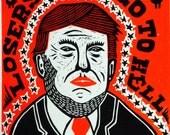 Election 2016 - DONALD TRUMP