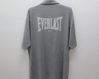 Everlast Pyjamas Everlast Button Down Shirt Everlast Sleepwear Mens Size L