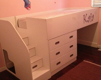 Bunk Beds Etsy