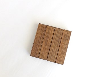 Pallet Wood Coasters, Handmade, Customized, Pallet Coasters, Coffee Coasters, Tea Coasters, Home Decor, Gift Ideas