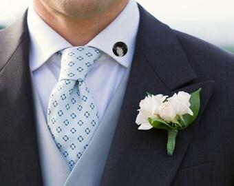 Custom Photo Lapel Pin- Memorial Lapel Pin- Photo Tie Tack- Wedding Lapel Pin- Groom Lapel Pin- Photo Memory Lapel Pin- Wedding Keepsake