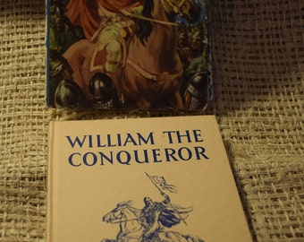 William the Conqueror. A Ladybird Adventures from History Series 561. With Dust Jacket. 1961
