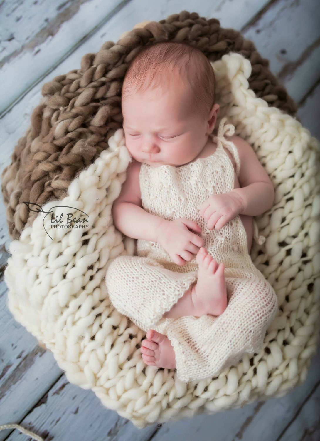PDF Knitting Pattern Knitted Baby Clothes Baby Romper Pattern