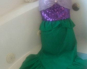 Adult Mermaid dress