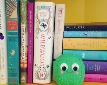 Cactus Plush - Cute Cactus Plant - Cactus Decor - Handmade Cactus - Kawaii Decor - Succulent Decor - Cactus Decoration
