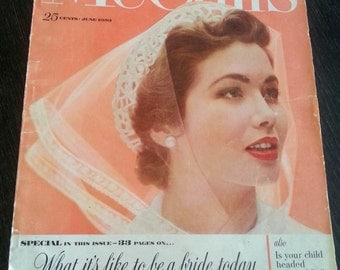 McCalls magazine June 1953