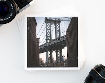 SALE, Fine Art Photography, New York Print, Affordable Wall Art, Manhattan Bridge, Wall Art, Art Photography, Wall Decor, Art Print