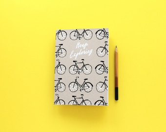 Notebook: Keep Exploring