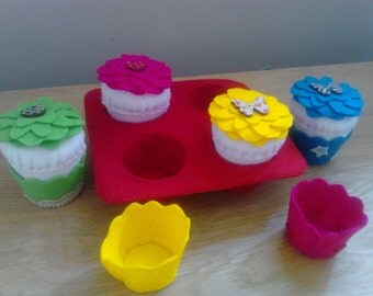 Cupcake Baking Set