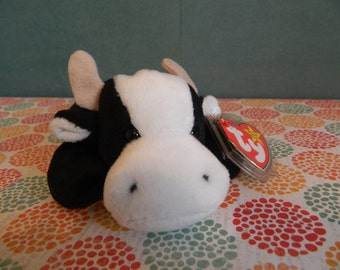 Items Similar To Adorable Cow Beanie On Etsy