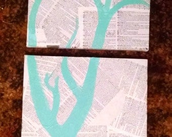 Dictionary Tree Canvases