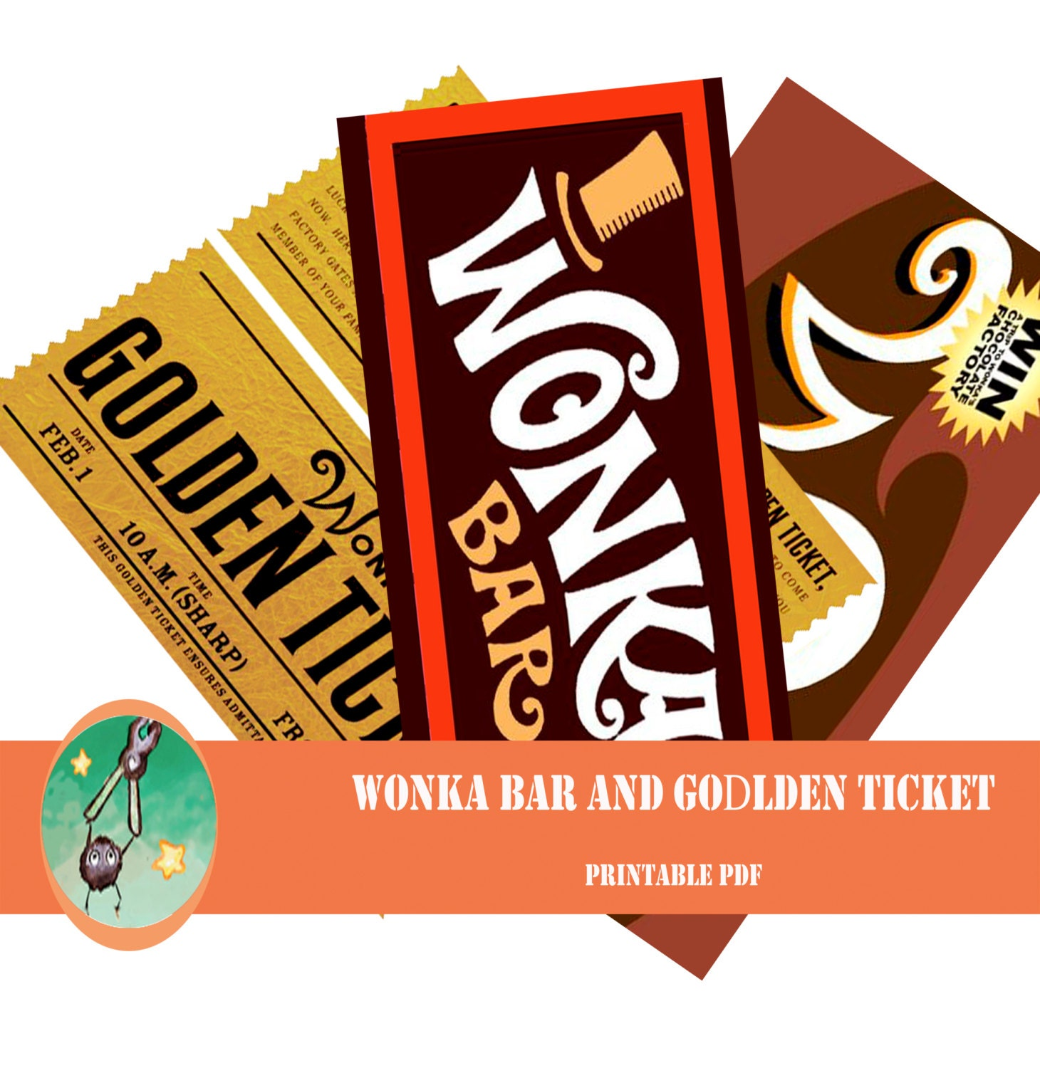 It's just an image of Revered Willy Wonka Golden Ticket Printable