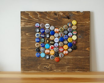 Bottle Cap States