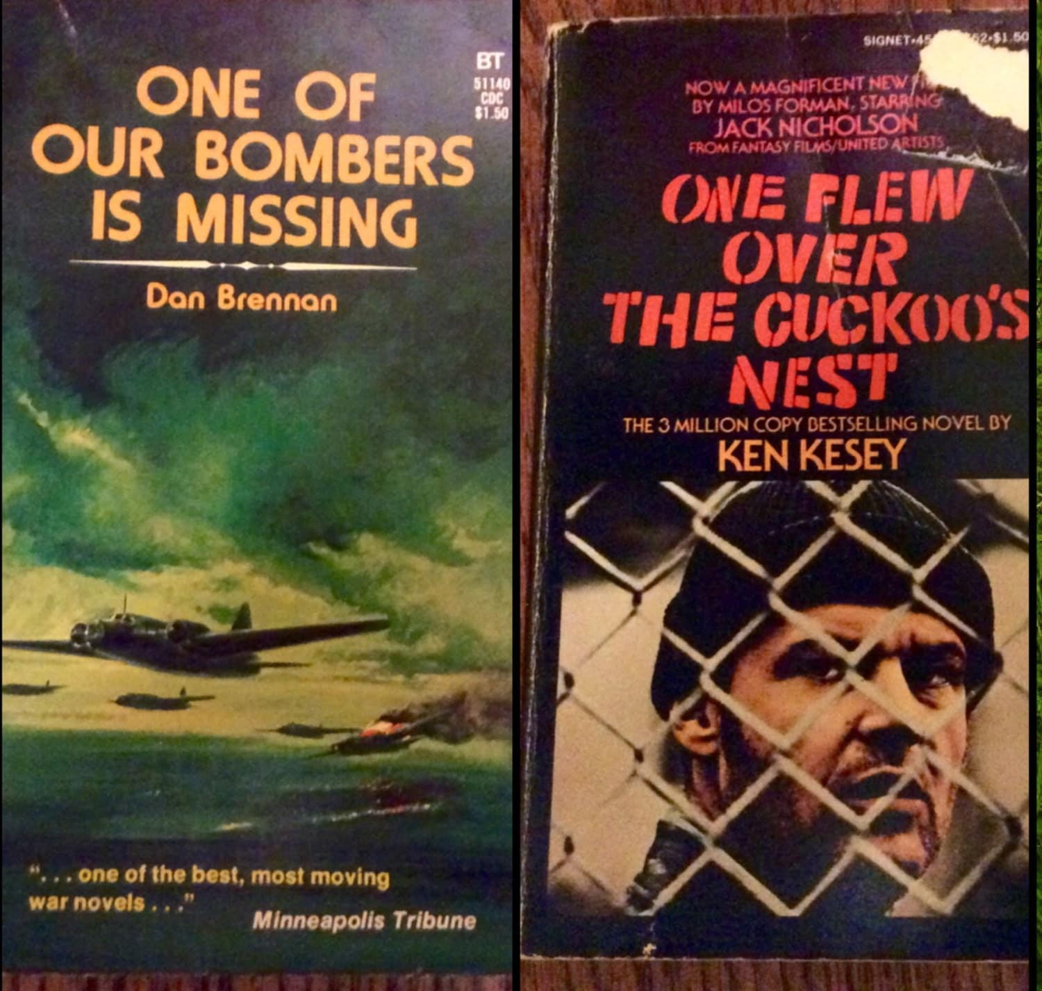 One Flew Over The Cuckoos Nest Quotes: One Flew Over The Cuckoos Nest One Of Our Bombs Is Missing