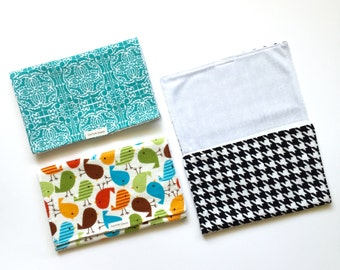 Baby Burp Cloths - Flannel Burp Cloth