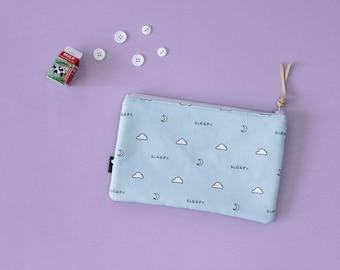 Sleepy Clouds Bag