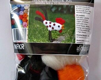 Ashford Needle Felting Kit - ROOSTER