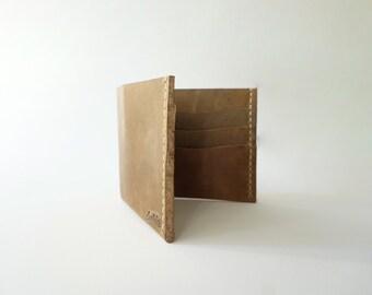 Sakin Leather Bifold Wallet