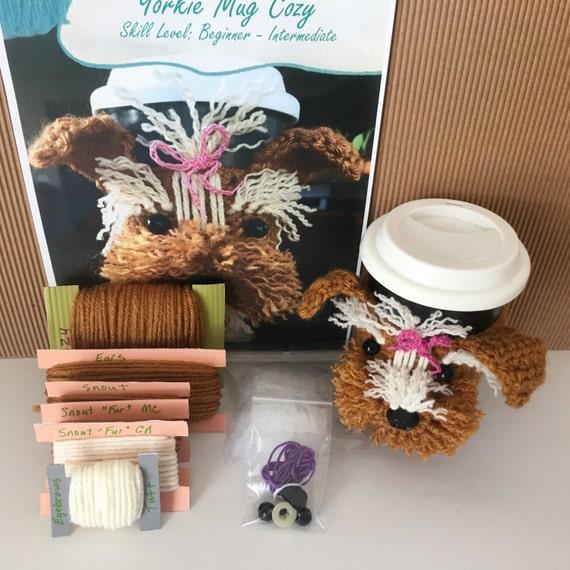 Amigurumi Kit - Crochet Pattern Gift - DIY Crochet Kit ...