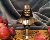 Wine Stopper, Star Wars, Darth Vader- BRONZE Metallic Edition