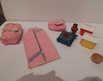 Vintage Barbie Size Miscellaneous Accessories Not Made by Mattel 1970s