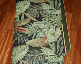 "Foliage Tapestry 72"" Table Runner"