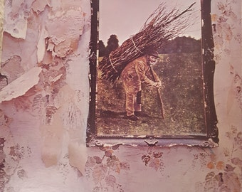Led Zeppelin IV LP 1971