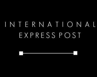 Express Post Upgrade - International Orders