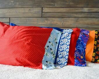 Kids Pillowcase Gift Set