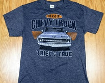 Vintage Inspired Chevy Truck T-Shirt
