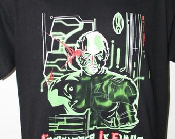 New Star Trek BORG Resistance Is Futile T-shirt