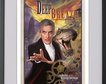 The Twelth Doctor - Deep Breath