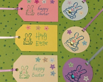 Happy Easter Gift Tags - 6 pack