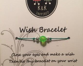 Gem Wish Bracelet