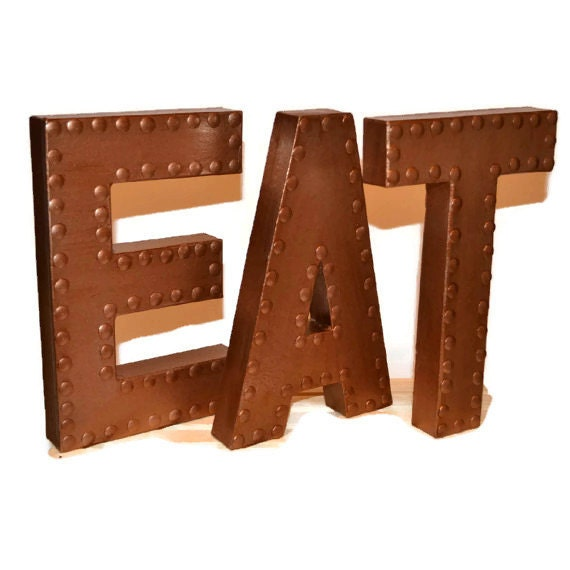 Eat Letters For Kitchen Wall Uk