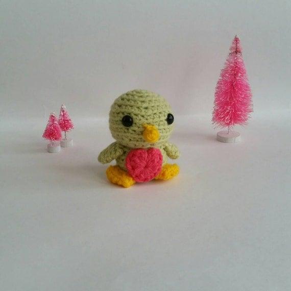 Amigurumi Bird Feet : Bird Amigurumi Mini Pet Small Bird Crochet by ...