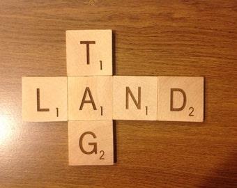 2 inch scrabble letters
