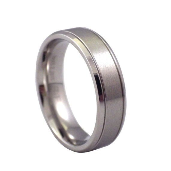 casual ring stainless steel simple classic by