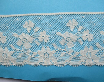 Wide French Val Lace Edging