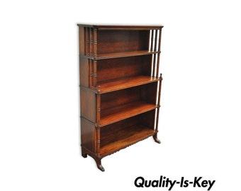 wood etagere etsy. Black Bedroom Furniture Sets. Home Design Ideas