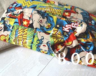 Wonder Woman Classic Clutch Bag