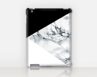 Marble iPad Case For - iPad 2, iPad 3, iPad 4 and iPad Mini, Fine Art Hard Case
