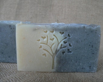 Rosemary-Lavender Clay soap
