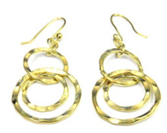 Infinite Circles aj212 earrings
